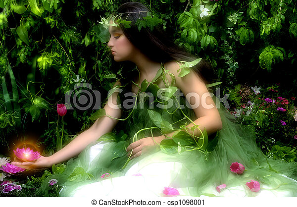 anya természet - csp1098001