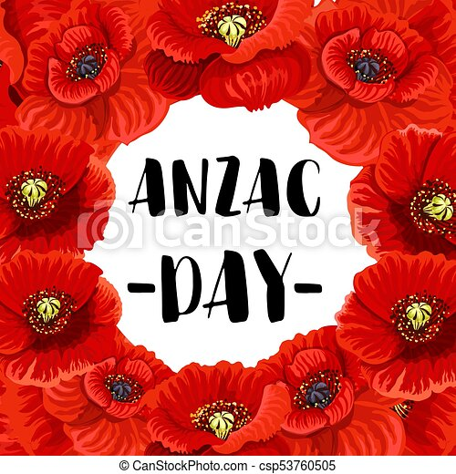 Anzac day war memorial day red poppy vector poster anzac day anzac day war memorial day red poppy vector poster mightylinksfo