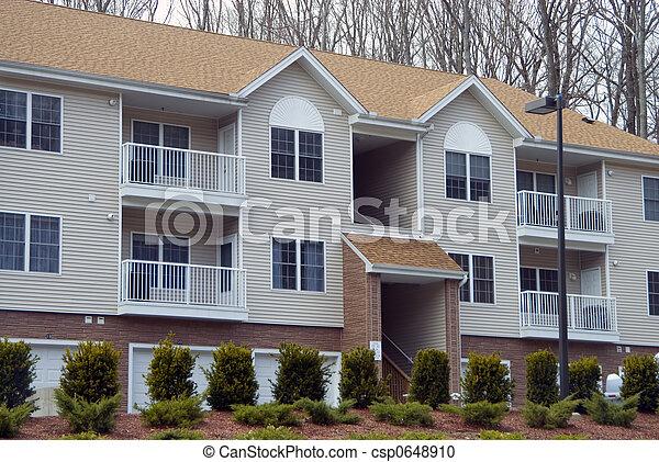 Apartamentos - csp0648910