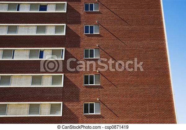 Apartment block 2 - csp0871419