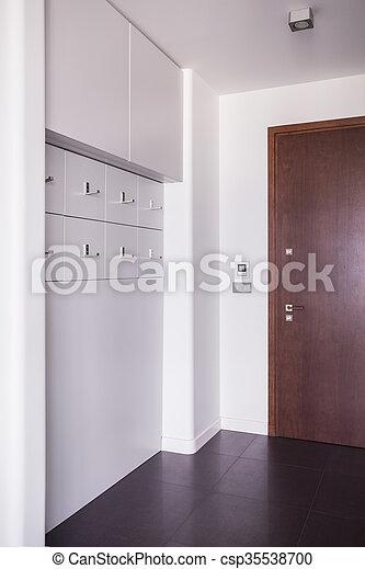 Apartment Front Door   Csp35538700