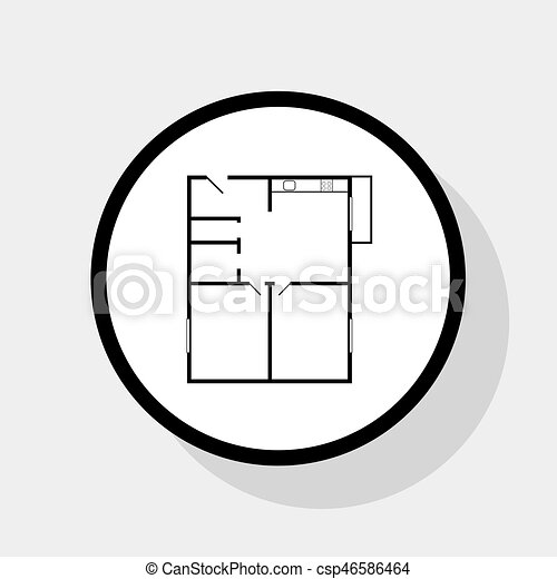 Apartment house floor plans. Vector. on construction icons, workshop icons, drafting icons, design icons, land icons, fireplace icons, farm icons, architecture icons, drawing icons, head icons, study icons, foundation icons, room icons, builder icons, remodeling icons, human icons, london icons, housing icons, household icons, architectural icons,