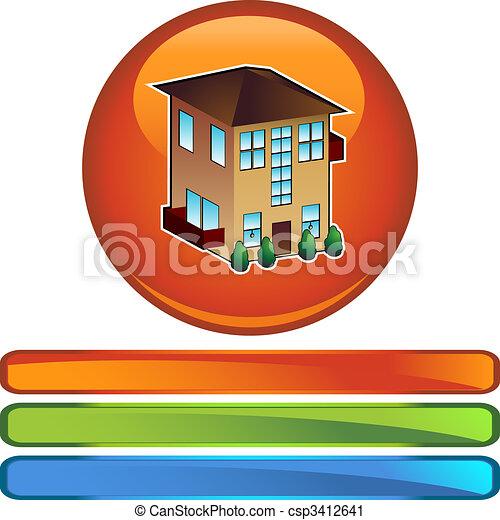 Apartment - csp3412641