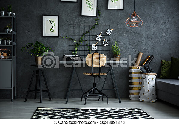 Apartment with modern design - csp43091278