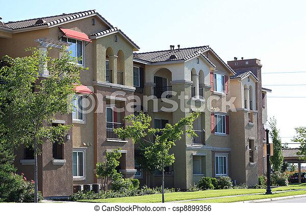 Apartments - csp8899356