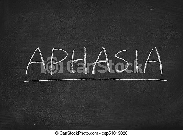 aphasia - csp51013020