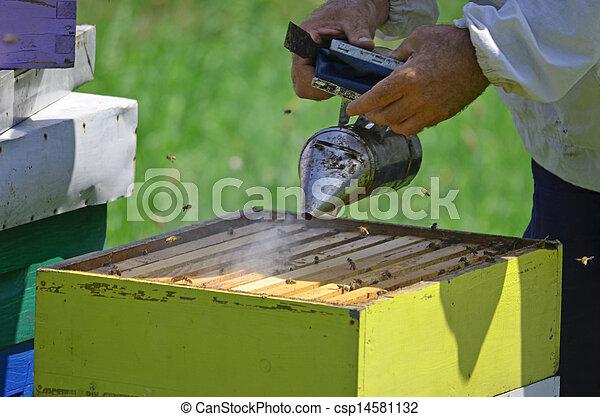 apiculteur 32