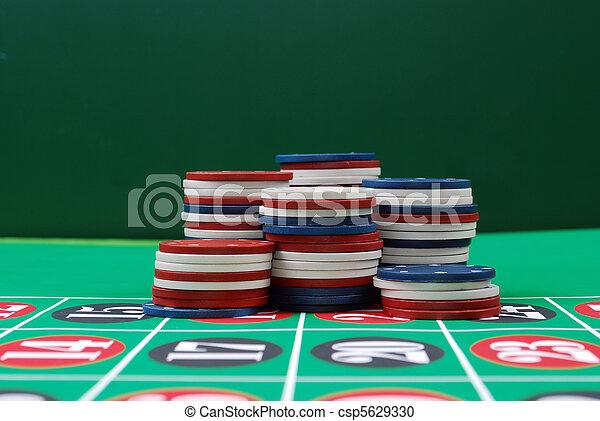 Chips de juego - csp5629330
