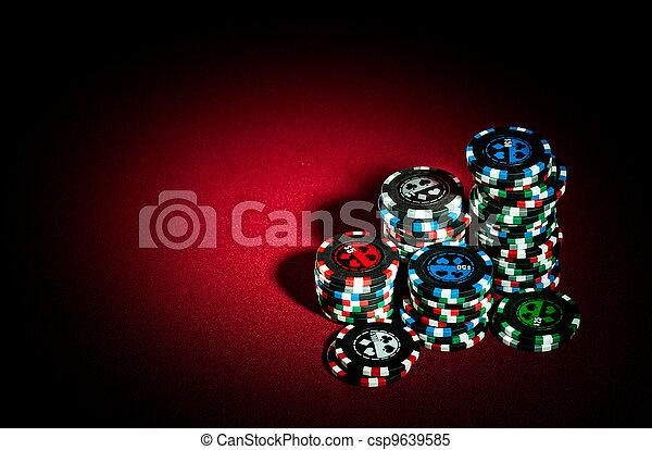Chips de juego - csp9639585