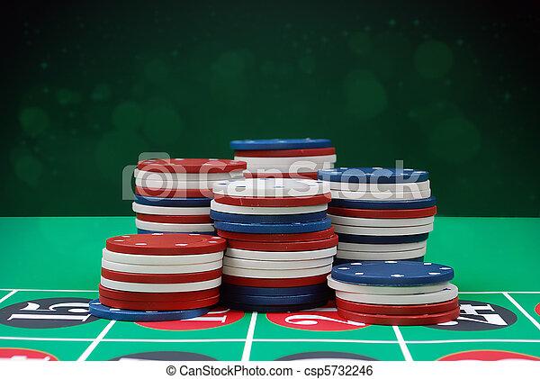 Chips de juego - csp5732246