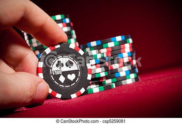 Chips de juego - csp5259081