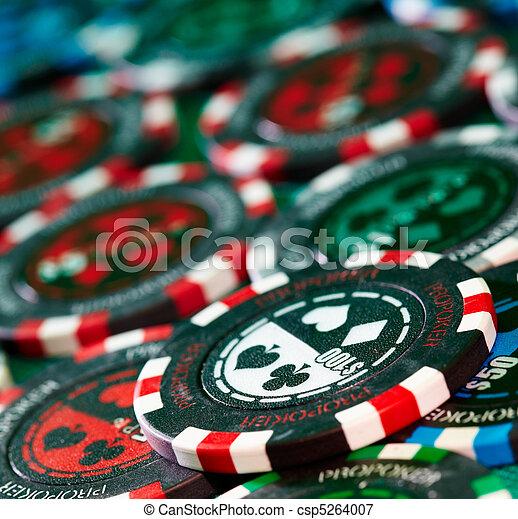 Chips de juego - csp5264007