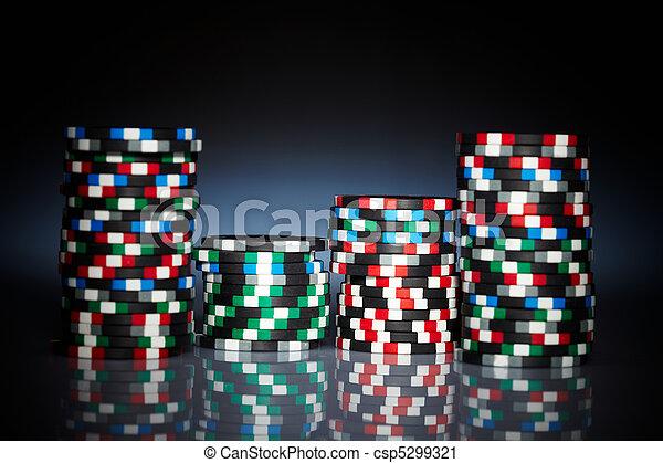 Chips de juego - csp5299321
