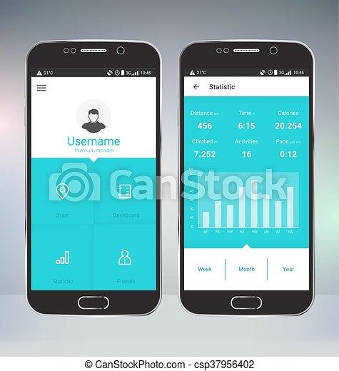 rastreador movil app