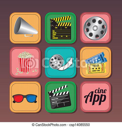 app, heiligenbilder - csp14085550