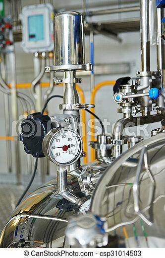 apparecchiatura, industria farmaceutica - csp31014503