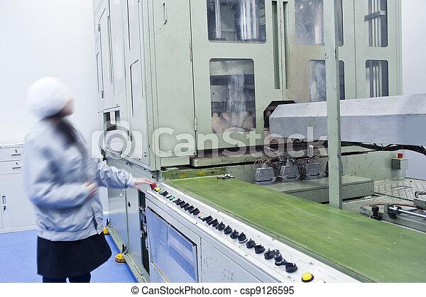 apparecchiatura, operazione medica, personale - csp9126595