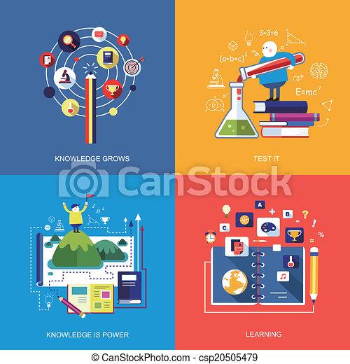 appartamento, disegno, concetto, set, icone - csp20505479