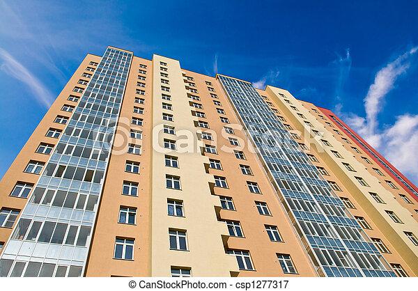 appartement blok - csp1277317