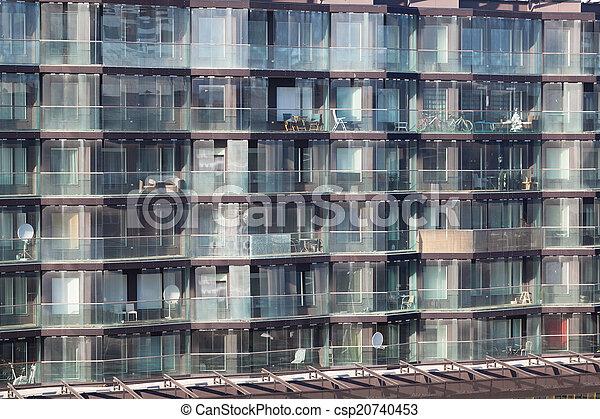 appartement moderne bloc ext rieur lev appartement architectural ext rieur densit. Black Bedroom Furniture Sets. Home Design Ideas