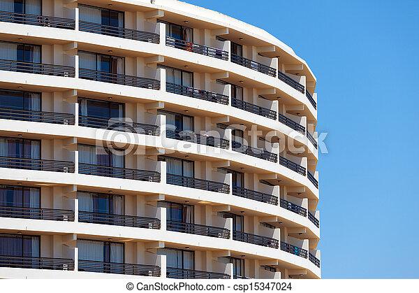 appartement moderne bloc ext rieur bleu appartement arrondi h tel ciel moderne contre. Black Bedroom Furniture Sets. Home Design Ideas