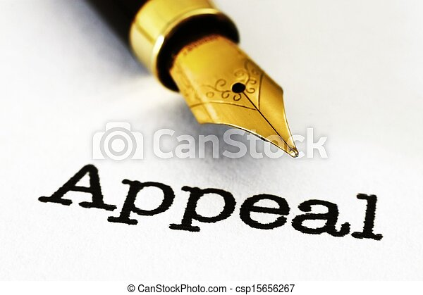 Appeal - csp15656267