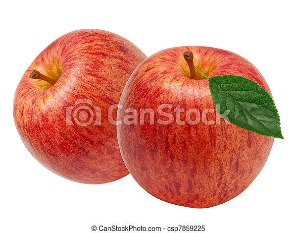 appel, rood - csp7859225
