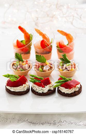 Appetizers - csp16140767