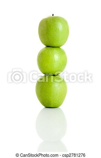Apple balance - csp2781276