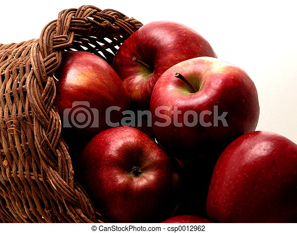 Apple Basket 1 - csp0012962