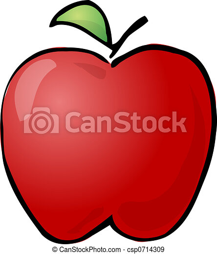 apple stock illustrations 93 849 apple clip art images and royalty rh canstockphoto com images of apple clipart black and white apple images clip art free