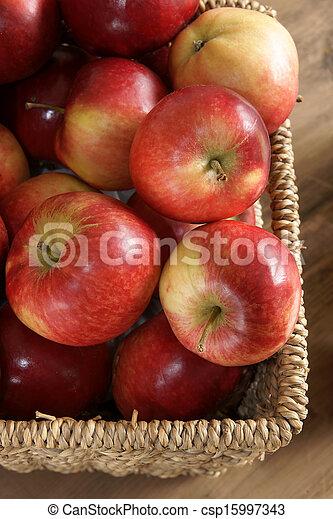 Apple harvest - csp15997343