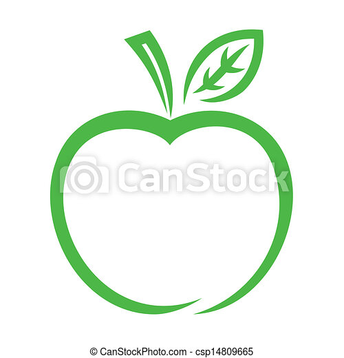 Apple Icon  - csp14809665