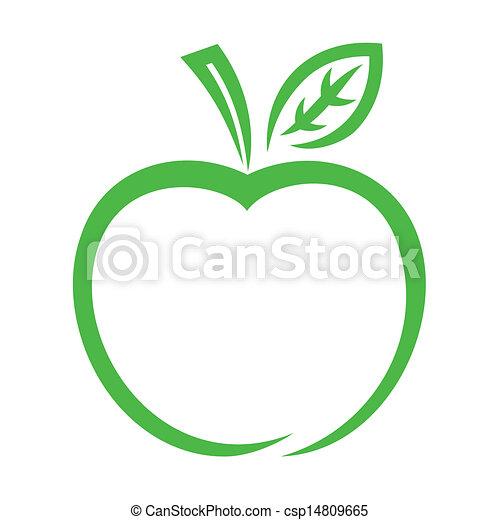 Apple Icon - csp14809665