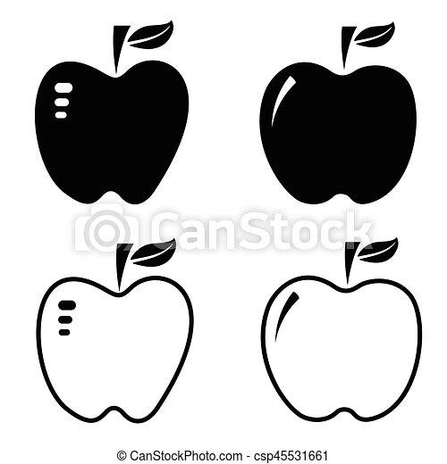 Apple Icon set - csp45531661