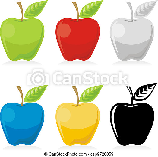 Apple icons - csp9720059
