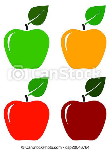 apple icons set - csp20046764