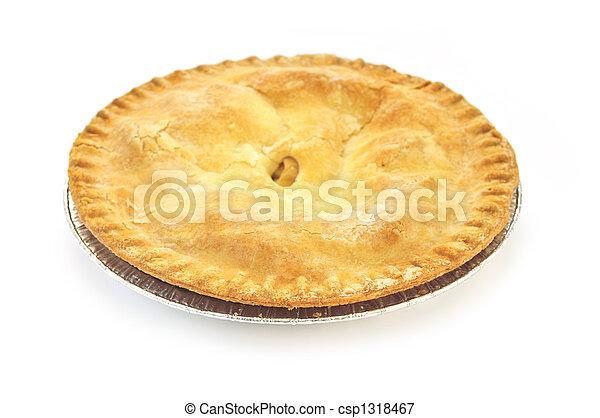 Apple pie - csp1318467