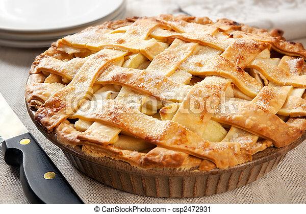 Apple Pie - csp2472931