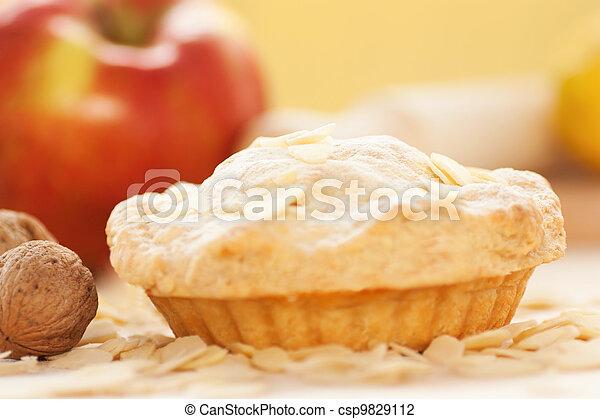 Apple pie - csp9829112