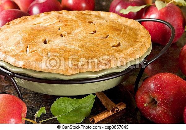 Apple pie - csp0857043