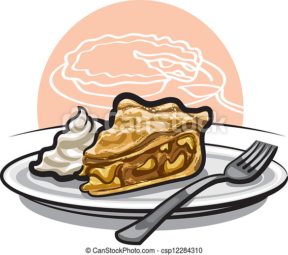apple pie - csp12284310
