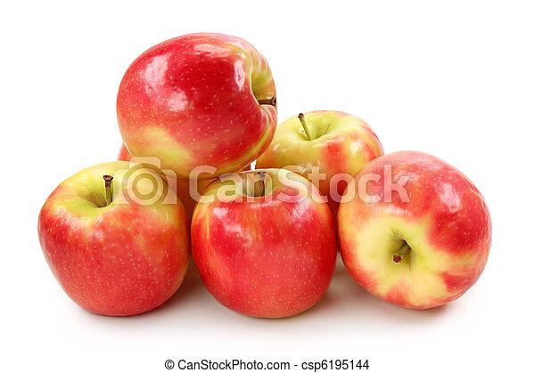 Apple pink lady - csp6195144