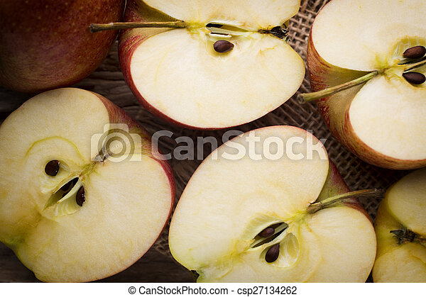 apple. - csp27134262