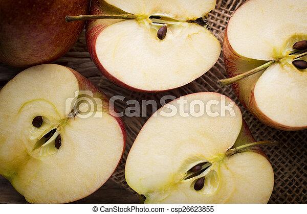 apple. - csp26623855