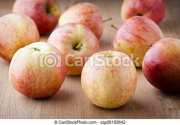 apple. - csp26182642