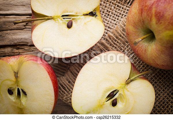 apple. - csp26215332