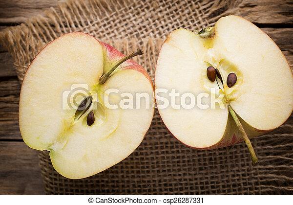 apple. - csp26287331