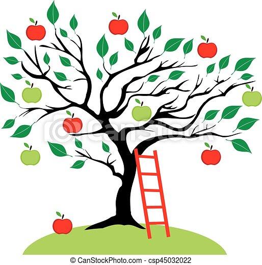 Apple Tree - csp45032022