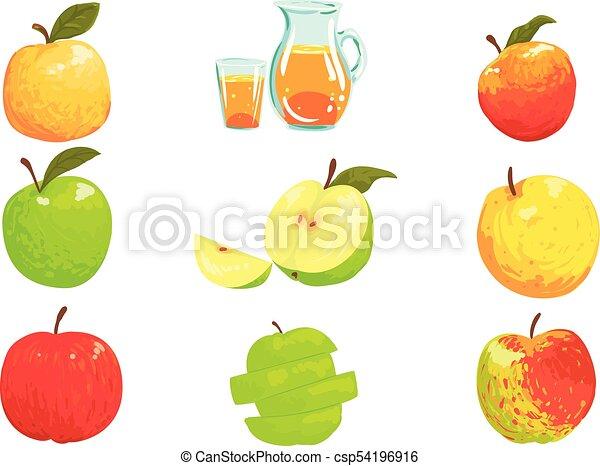 Cool Apple Art